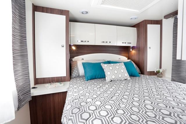 Benimar Mileo 294 bedroom