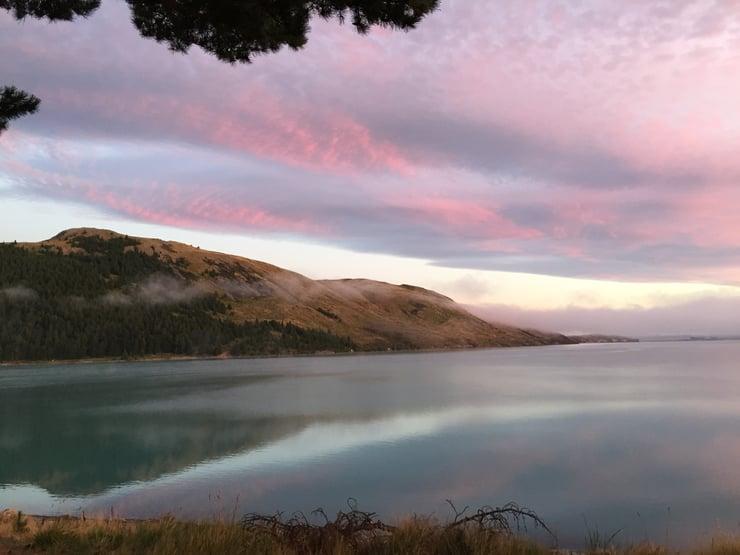 Lake Tekapo Sunrise
