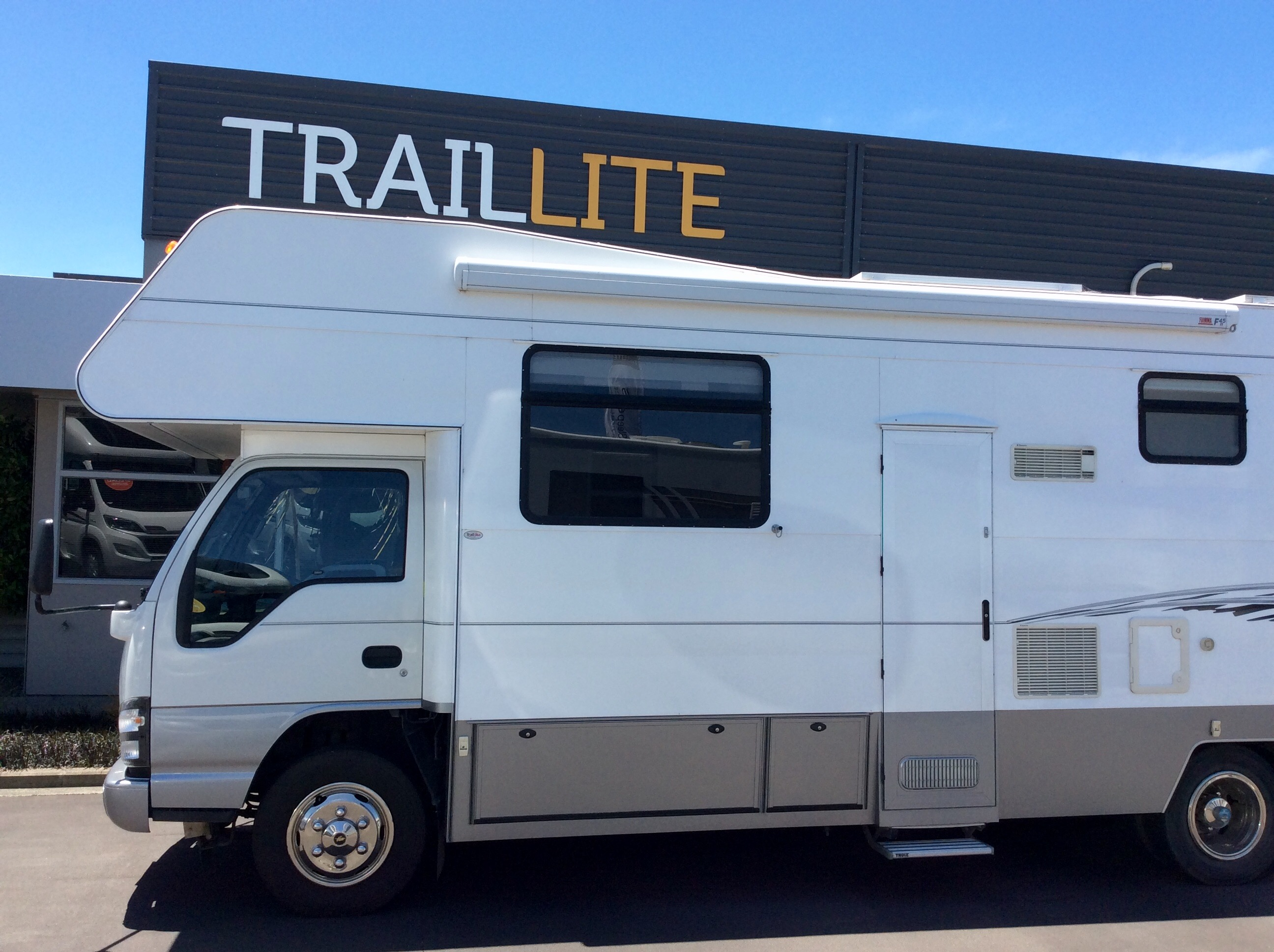 TrailLite motorhome second hand