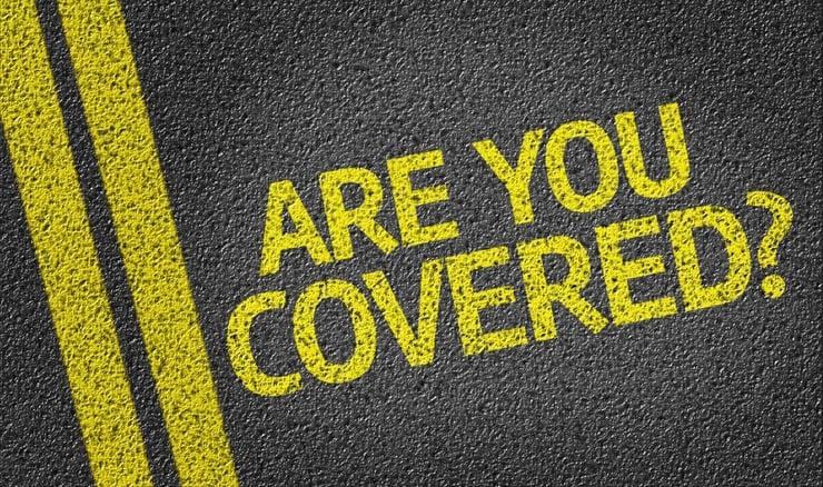 insurance cover motorhomes and caravans