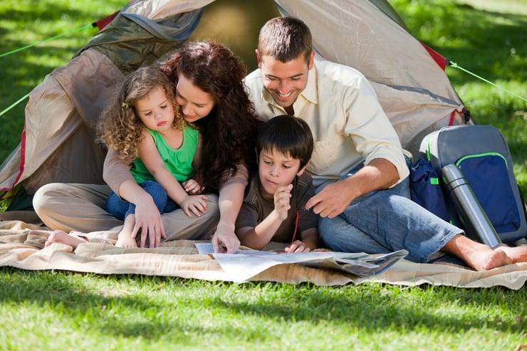 Joyful family camping.jpeg