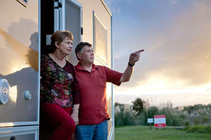 Motorhoming while retired