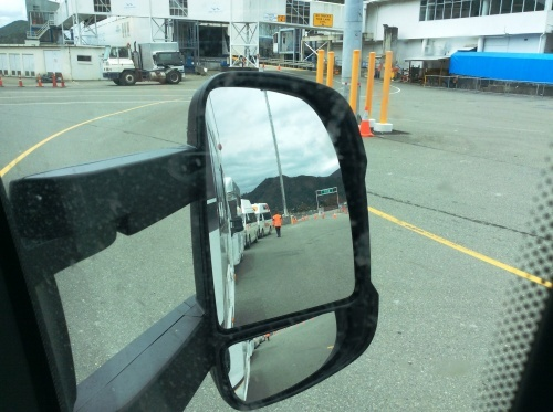 What to expect when taking the car ferry from North Island to South Island