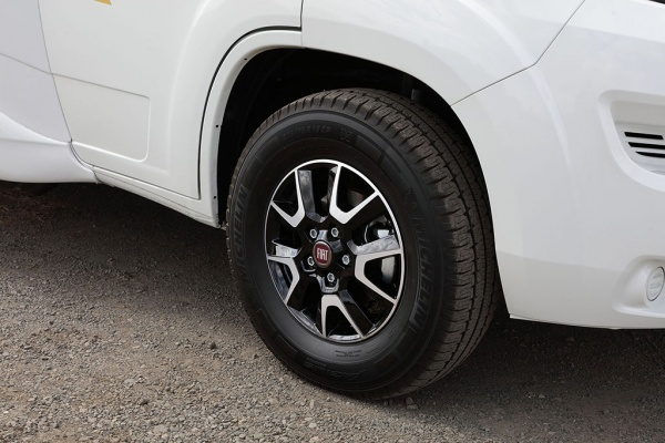 Benimar Mileo Alloy wheel2