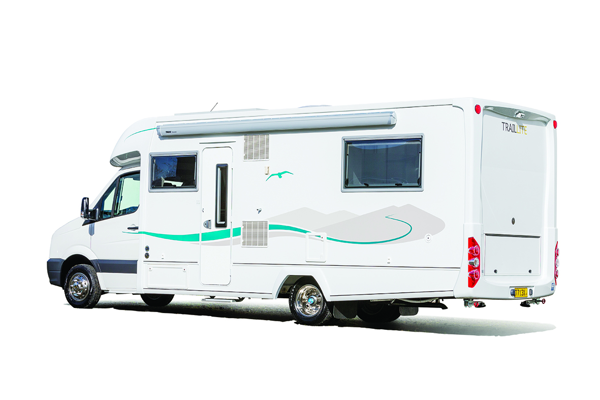 Motorhome design - the best is yet to come with the 2018 300 series