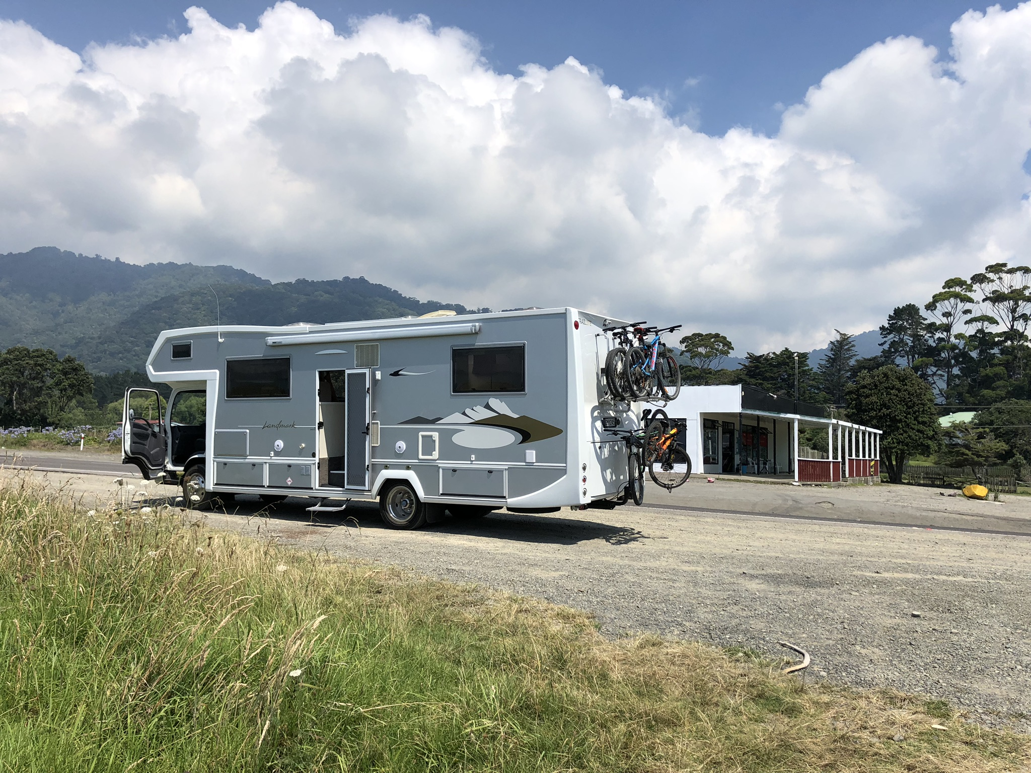 What is it like renovating a motorhome?