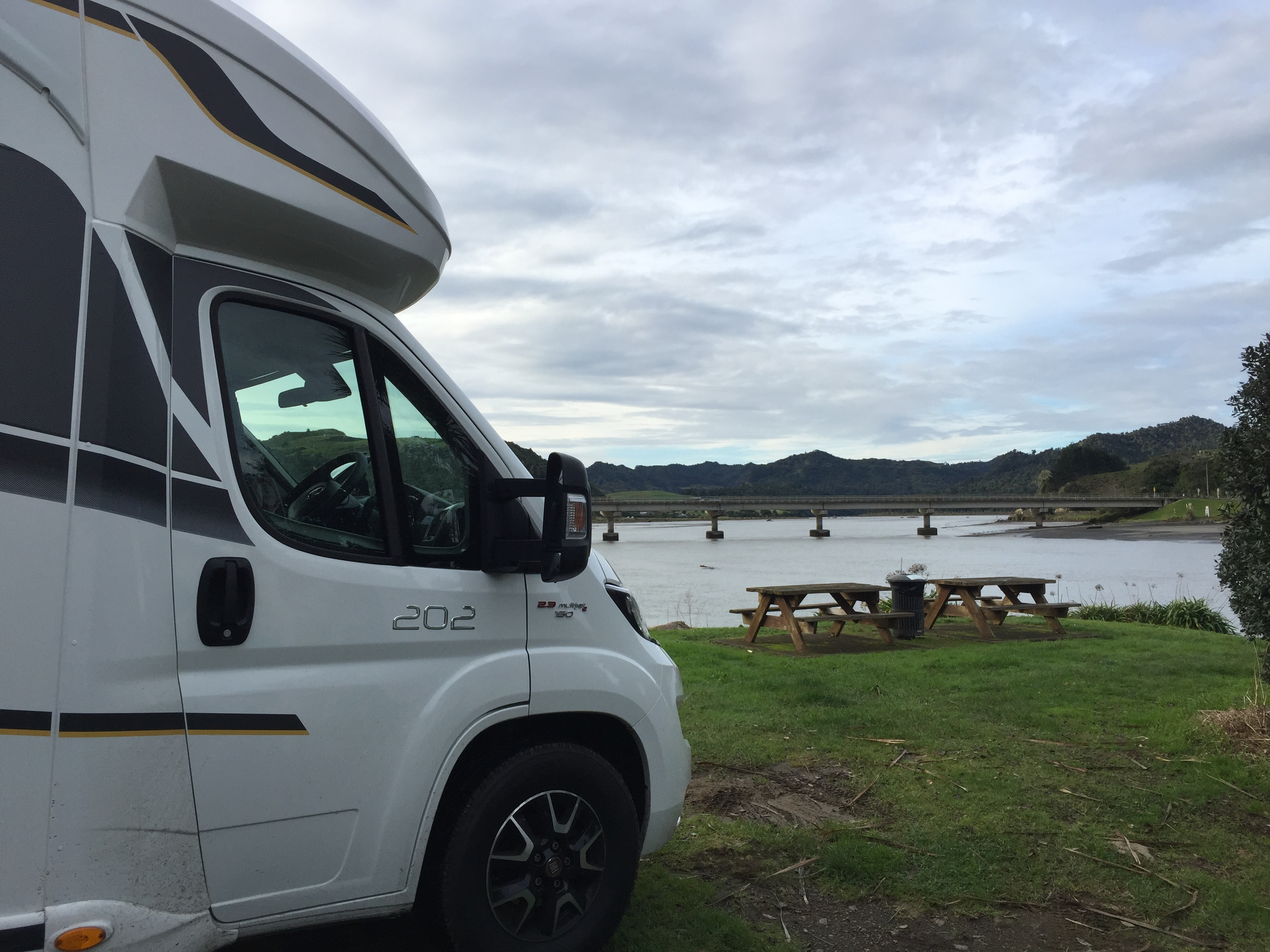 When is the best time to buy a motorhome or caravan?