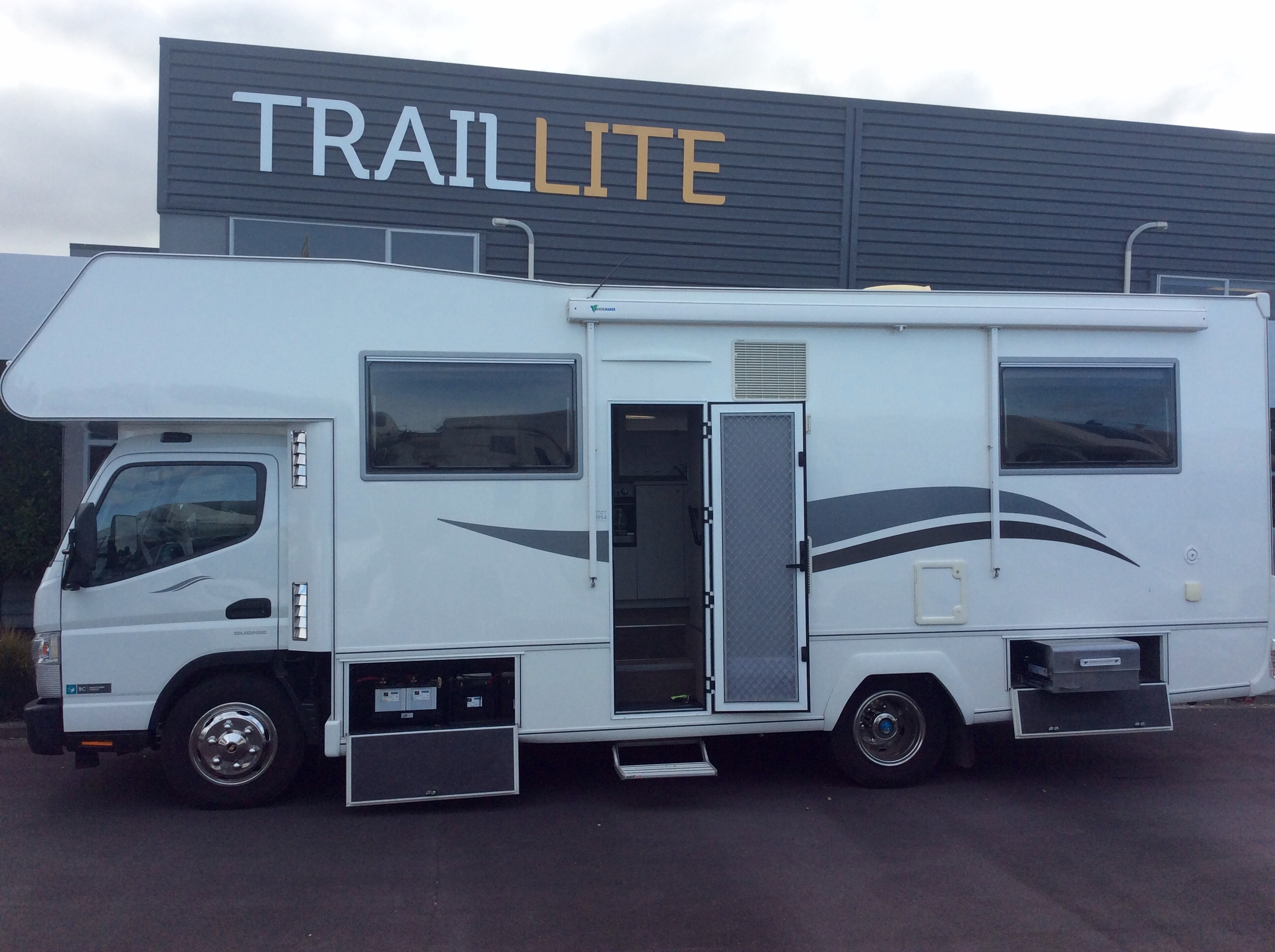 Selling your motorhome or caravan what you can expect to get for it