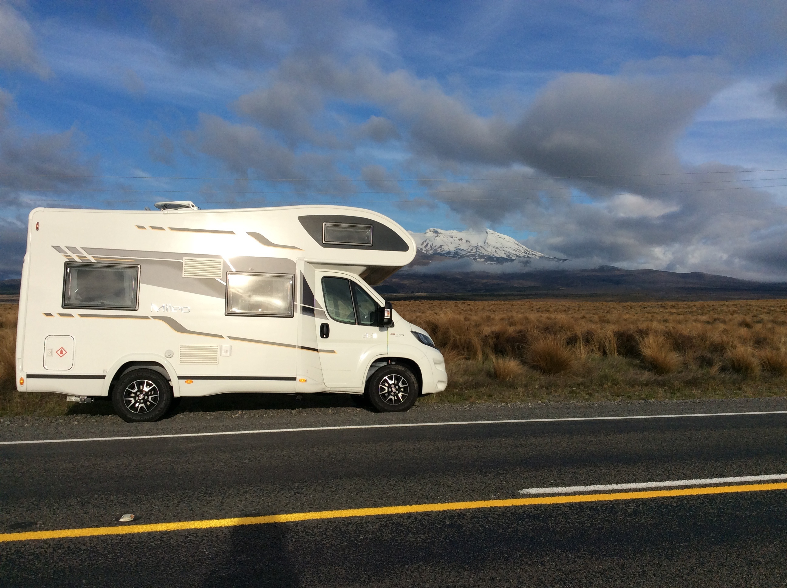 Questions to ask when buying a motorhome