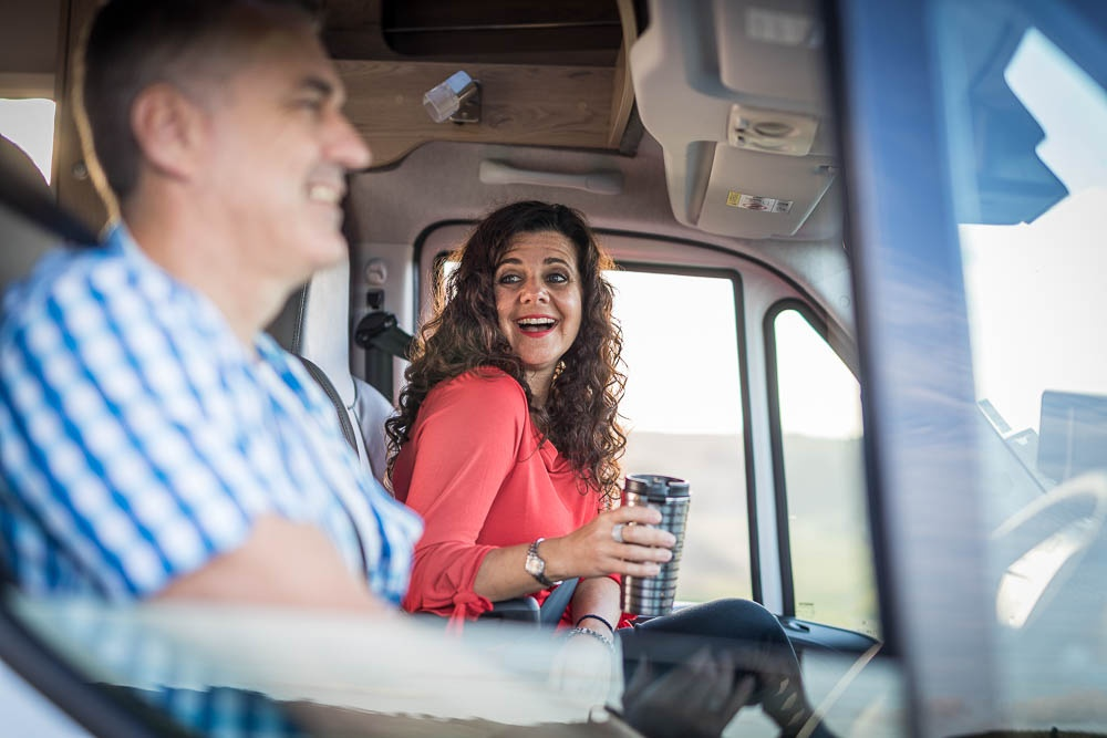 How do you finance a motorhome or caravan?