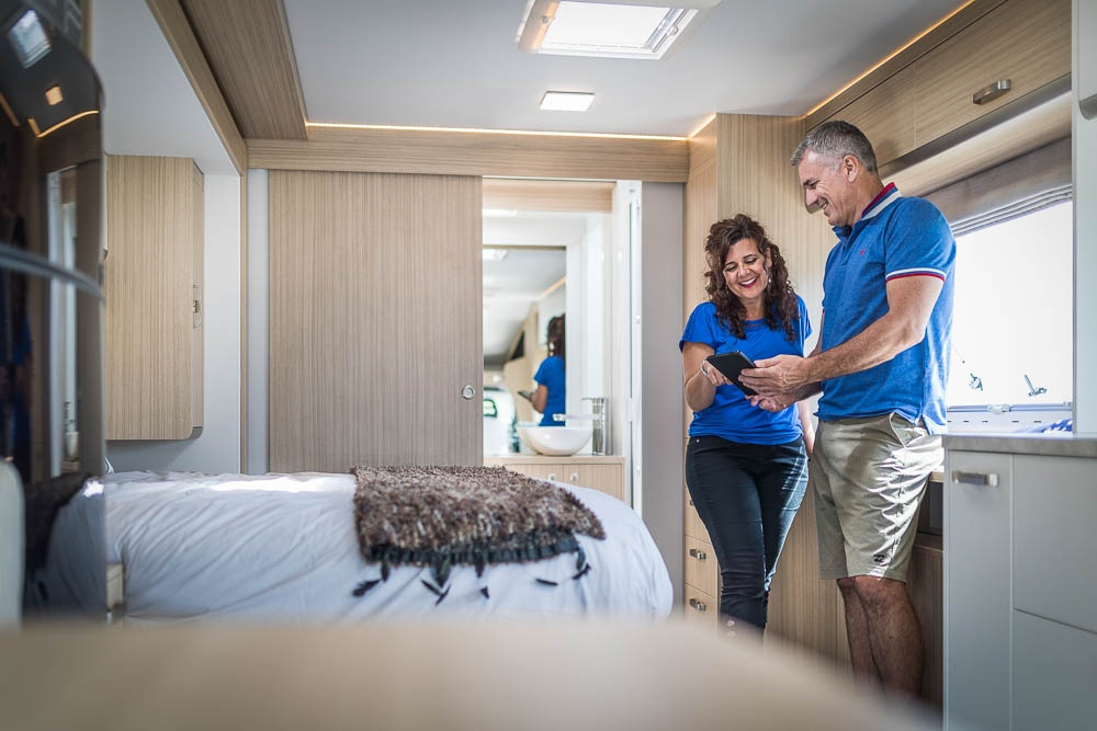 The top 10 motorhome layouts