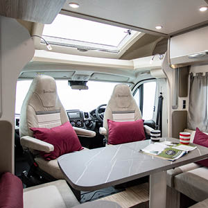 Be on Trend with a Compact Motorhome