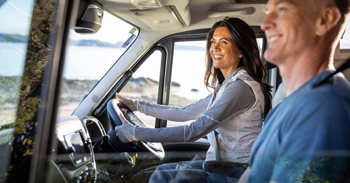 Getting a class 2 license for driving a motorhome