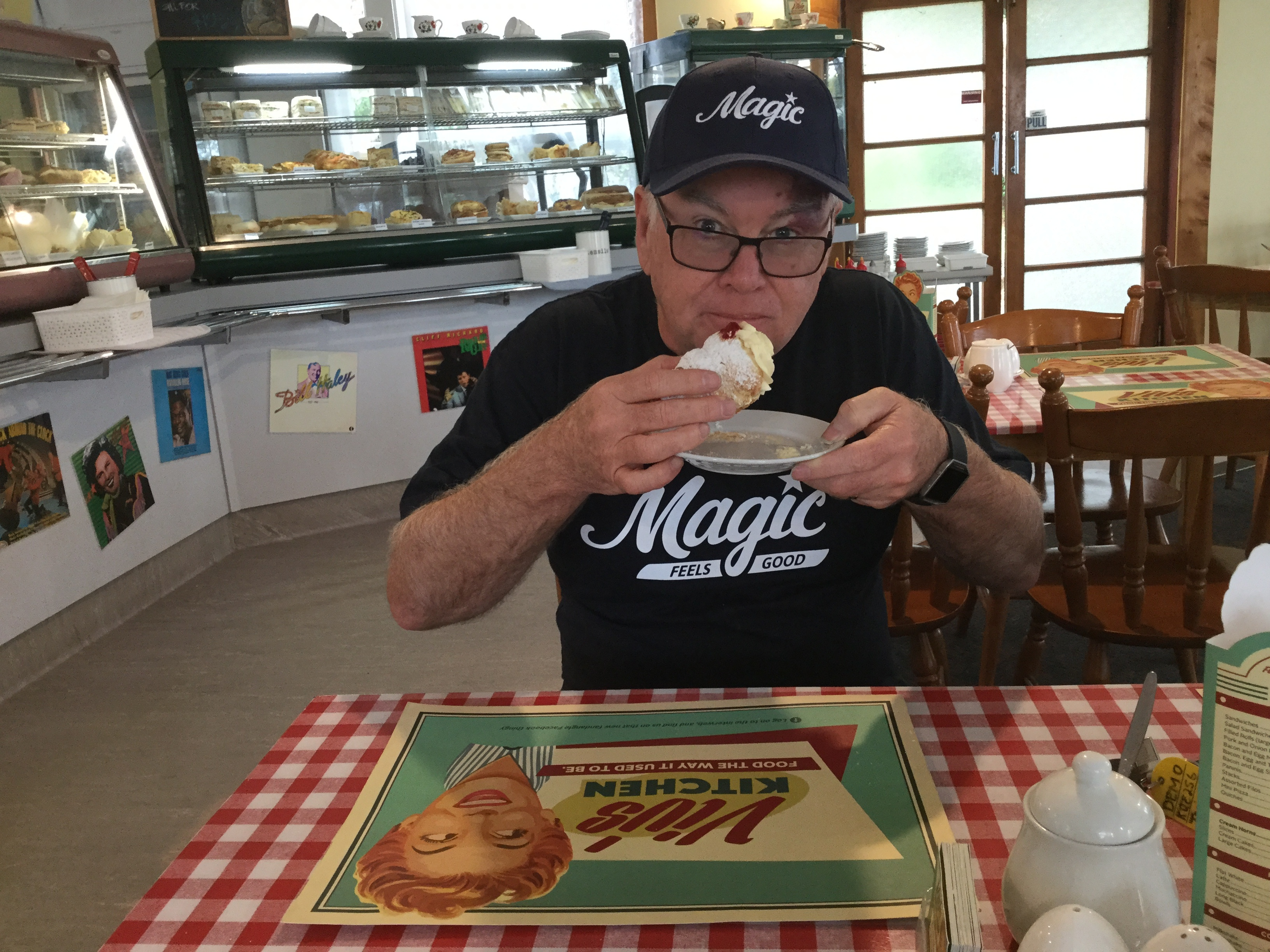 Murrays magic motorhome tour