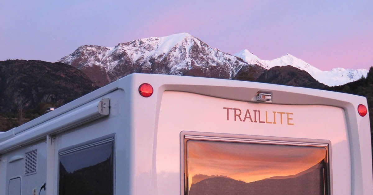 How to safely store your motorhome/caravan in the winter months